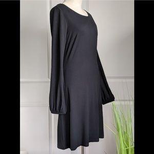 Rachel Zoe Knee Length Long Sleeve Knit Dress NWT